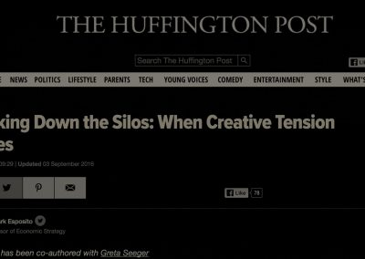Article for Huffington Post